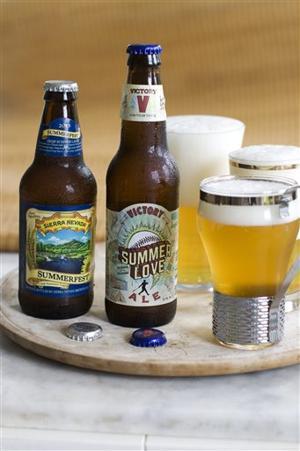Food-Seasonal Craft Beers