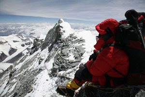 P.V. teacher tackles Everest, reaches summit on June 5