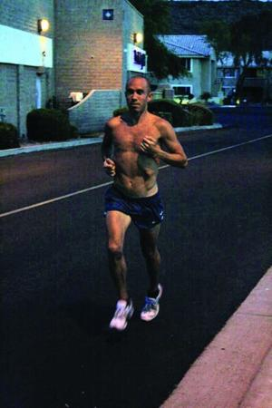 Carlos Paradelo, owner of Run AZ