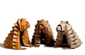 Pursuits-Origami