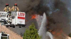 Mesa nursing home fire
