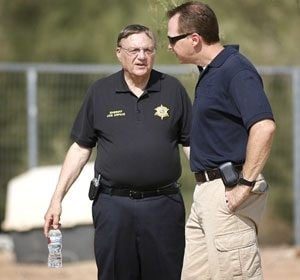Sheriff Joe Arpaio joins reality TV