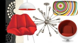 Zap! Pow! Home decor gets a pop art punch