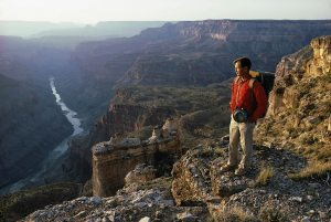 NAU professor had a Grand Canyon obsession