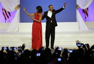 Barack Obama, Michele