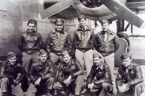 Missing WWII flier is finally back home