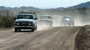 Dusty air causes big concerns