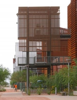 ASU's Polytechnic campus taking shape