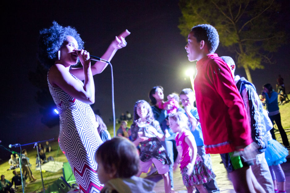 Gilbert's Concerts in the Park