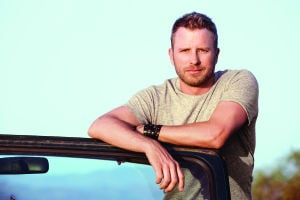 Dierks Bentley performs
