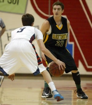 Gilbert Christian Basketball