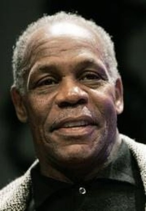 Danny Glover convicted of trespassing