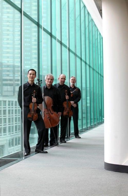 The Juilliard Quartet