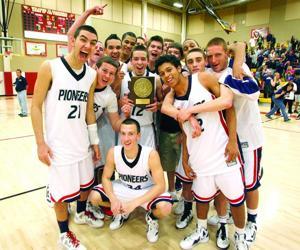 Pinnacle basketball