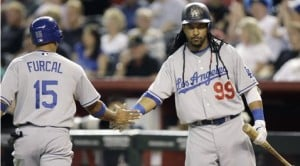 Dodgers rally for win over Diamondbacks 