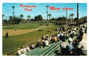 Rendezvous Park in Mesa