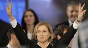 Netanyahu, Livni declare win in Israeli election