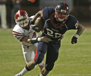 Brophy puts scare into Centennial