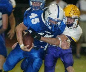 Fountain Hills manages just 57 yards of offense in 1st half