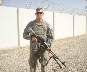 Sgt. Patrick Shelley