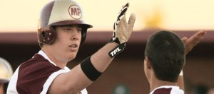 Mountain Pointe catcher Cron sets the tone for Pride