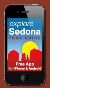 Explore Sedona smart phone app