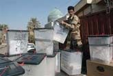 Iraq electoral division to audit results