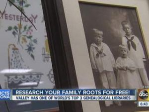 Mesa FamilySearch Library