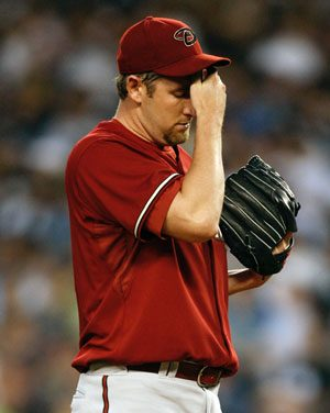 Webb has one bad inning, offense has nine as D-Backs fall