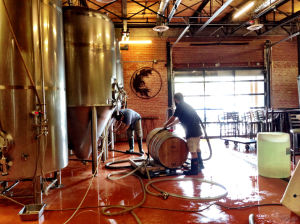 Grapes, oak lead to 2 new beers at SanTan brewing in Chandler