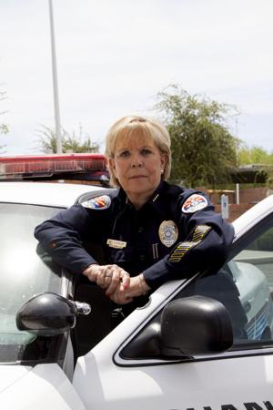 Chief Sherry Kiyler