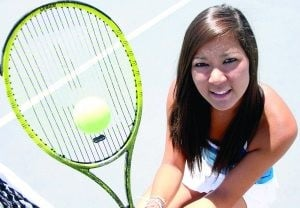 VX Girls Tennis Player of the Year: Erica Medlin
