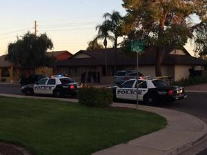 Toddler taken to hospital in critical condition; found floating in pool in Mesa