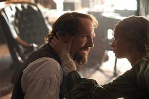 Ralph Fiennes Felicity Jones