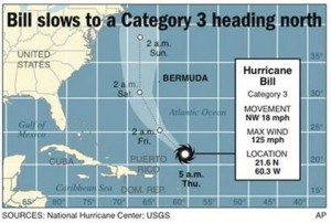 Get the latest news about Hurricane Bill
