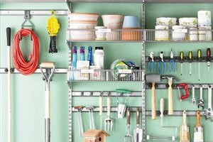 Homes-Garage Organization
