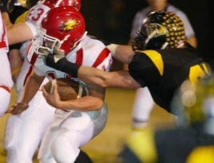 Chaparral knocks off Saguaro