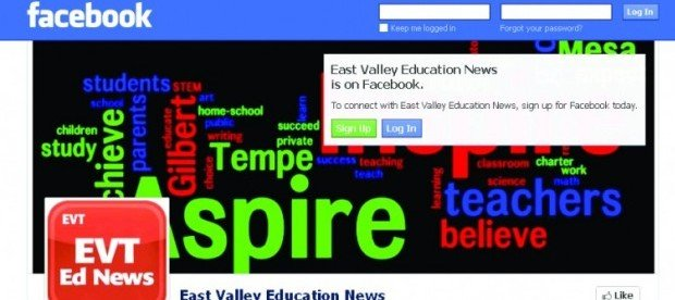 Back to School: Pick your platform for East Valley Education News