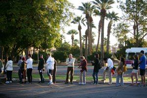 Valley sees unprecedented voter turnout