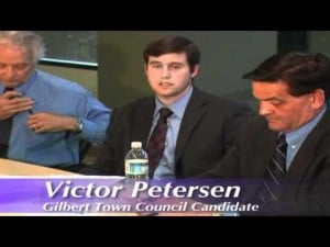 Gilbert candidate forum: Closing statements