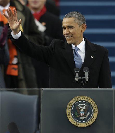 Inaugural Swearing In