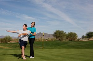 Range of motion: Yoga class good tool for golfers' bag