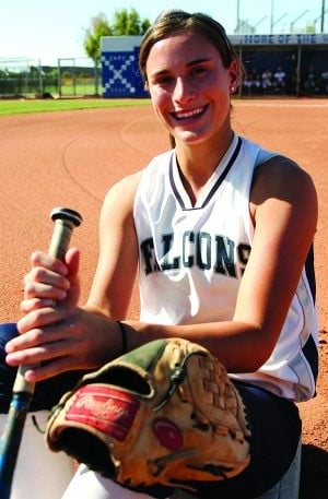 VX Softball Player of Year: Gracie Goulder