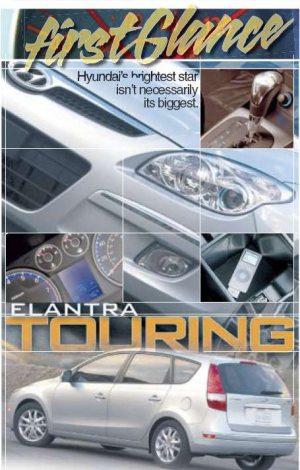 Elantra Touring
