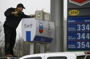 Oil execs tell Congress high fuel prices aren't their fault