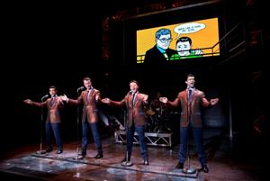 Jersey Boys Gammage
