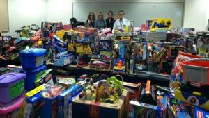 Gilbert Fire Toy Drive
