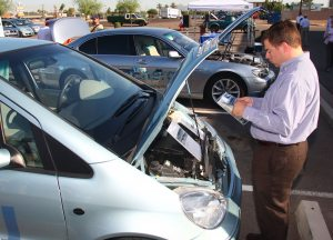 Tour touting hydrogen fuel stops in Valley