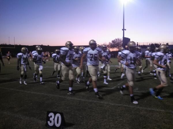 Desert Vista football