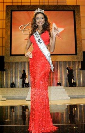 Miss Tennessee crowned new Miss USA